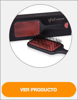 GHD Pink Blush Paddle