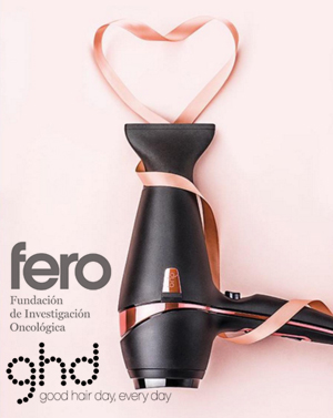 Fundación Fero - GHD Pink