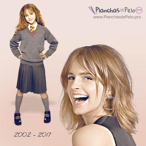 Peinados Emma Watson