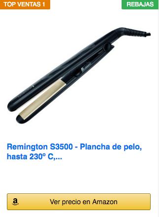 Planchas Rizadoras remington