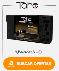 tahe thermostyling black edition botanic